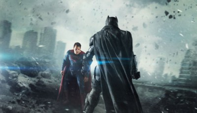 Batman v Superman on Top 10 Films