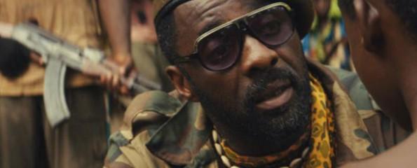 Idris Elba, winner of Best Actor for Beasts of No Nation