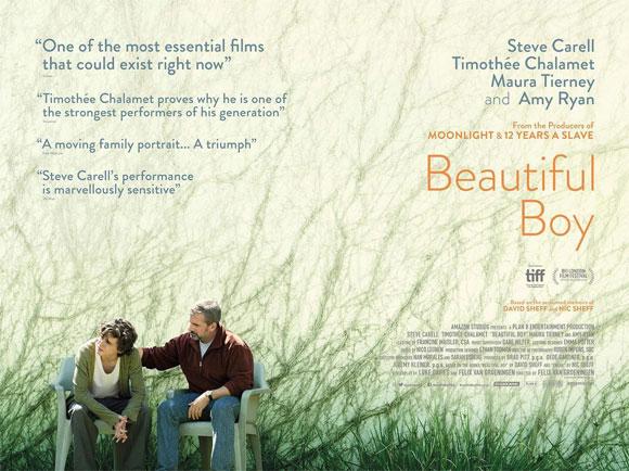 Beautiful Boy - Steve Carell