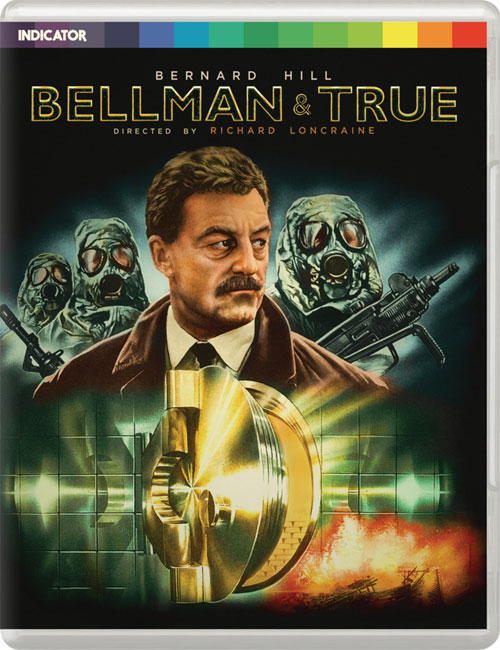 Bellman and True - Indicator Blu-ray