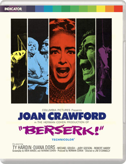 Berserk - Joan Crawford