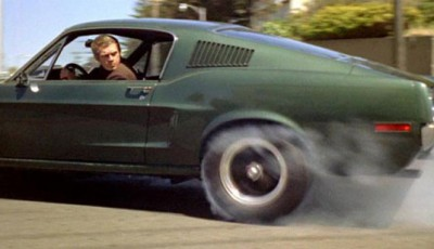 Bullitt, Best Car Chases in Film, Top 10 Films,