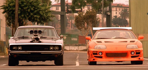 Best Car Chases, The Fast and the Furious, Top 10 Films,