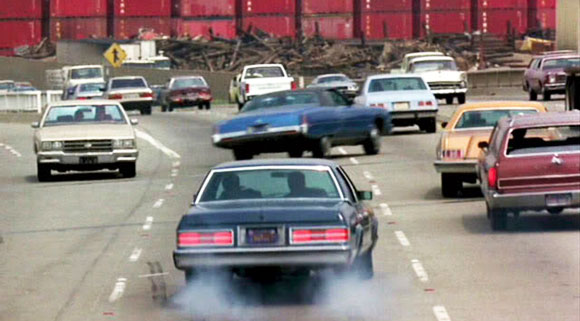 Best Car Chases, To Live and Die In LA,