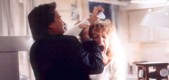 Fatal Attraction - Best Michael Douglas Films
