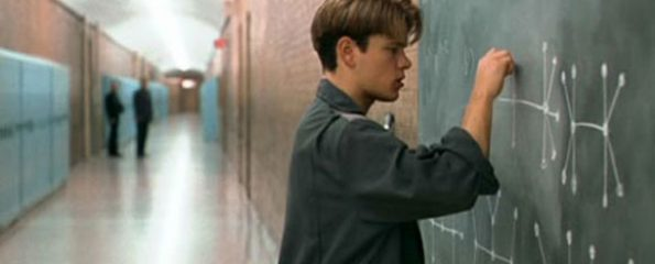 Good Will Hunting, Matt Damon