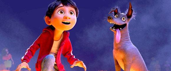 Best Pixar Films - Coco