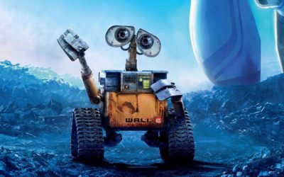 Best Pixar Films - Wall-E
