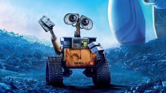 Best Pixar Films - Wall-E