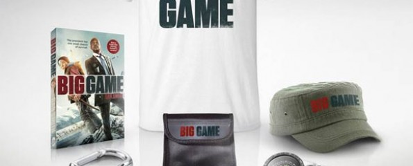 Big Game Samuel L. Jackson Film Merchandise