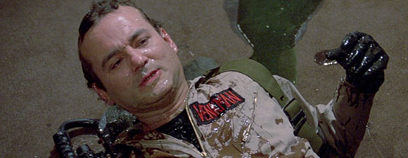 Bill Murray, Peter Venkman, Ghostbusters