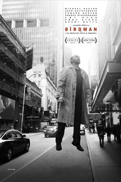 Birdman, Film Poster, Top 10 Films