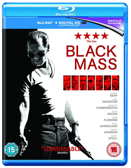 Black Mass - Top 10 Films competitions