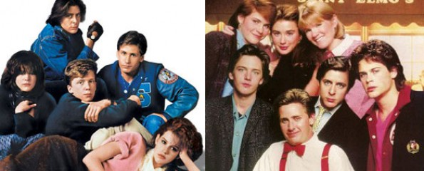 St Elmo's Fire, The Breakfast Club, Top 10 Films,