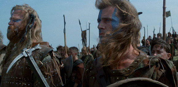 Braveheart | Mel Gibson|Top 10 Films by Directors Better Known as Actors