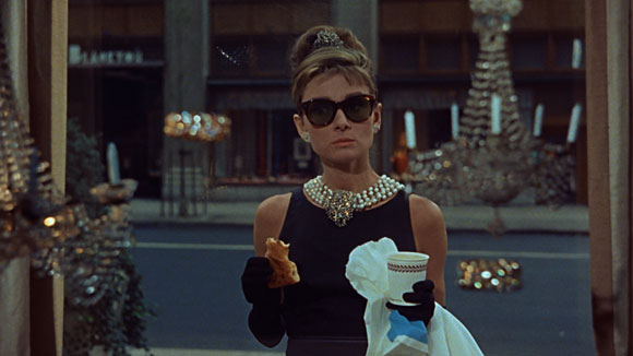 Audrey Hepburn, New York, Breakfast at Tiffany's, Top 10 Films