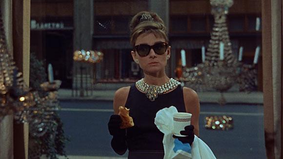 Audrey Hepburn, New York, Breakfast at Tiffany's, Top 10 Films