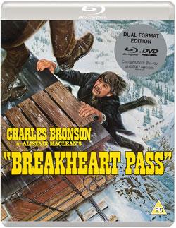 Breakheart Pass - Charles Bronson