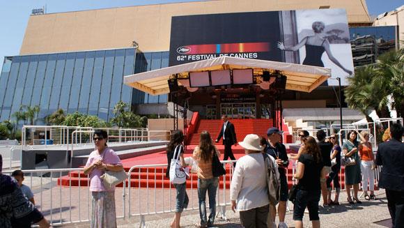Cannes Film Festival - stock