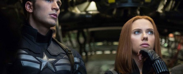 Captain America The Winter Soldier, Poster, Chris Evans, Scarlett Johansson, Samuel L. Jackson,