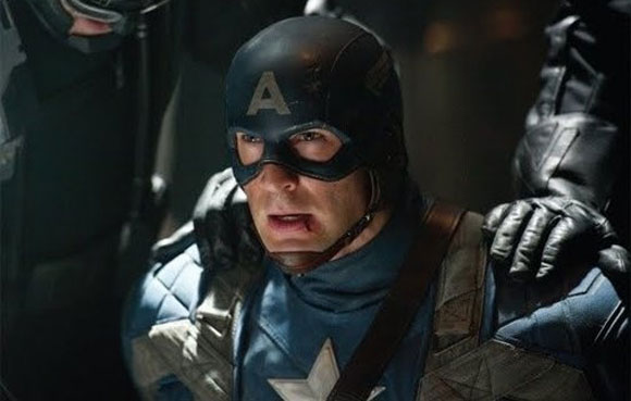Captain America, The First Avenger, Top 10 Superheroes,