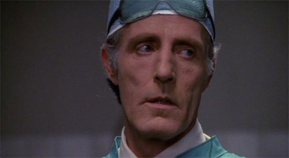 Carl Hill, Reanimator, Top 10 Films, Crazy Movie Doctors,