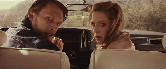 "Villains Meet Bigger Villains In Mickey Keating's Head-Turning Grindhouse Flick ""Carnage Park"""