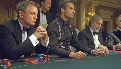 Casino Royale, Film, Poker