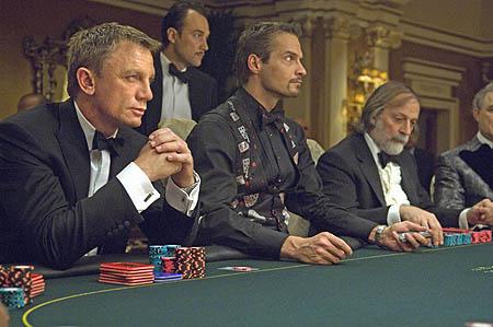Casino Royale, Film, Poker