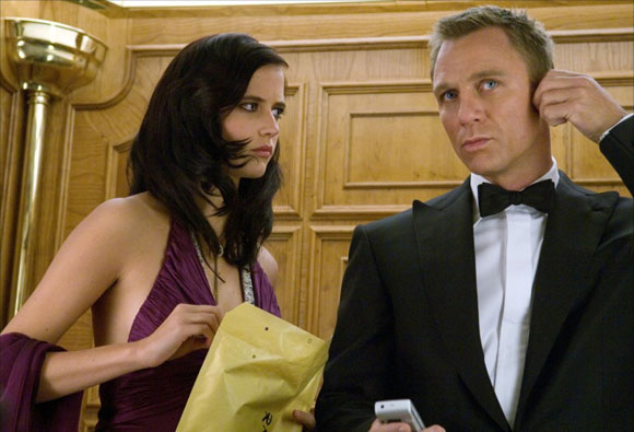 Casino Royale, Eva Green, Daniel Craig, Top 10 James Bond Films,