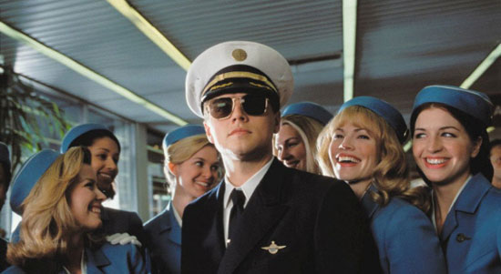 catch me if you can, film,