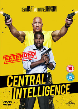 "Kevin Hart & Dwayne Johnson's Comic Chemistry Sparks ""Central Intelligence"" To Life"