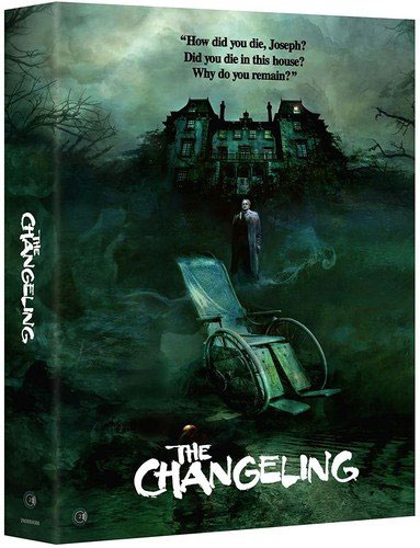 The Changeling - UK Blu-ray