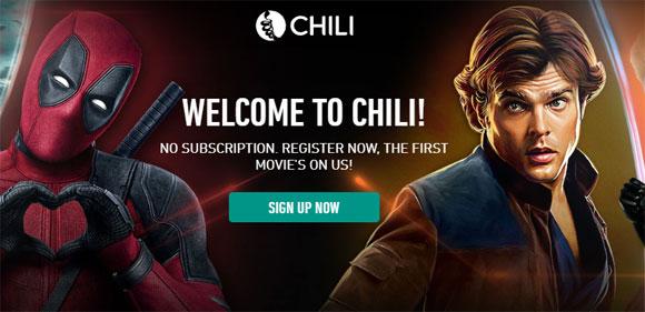 Chili.com - VOD
