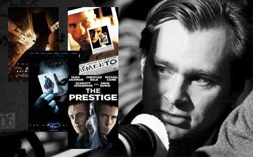 christopher nolan, best director 2000s, dark knight, prestige, batman begins, memento