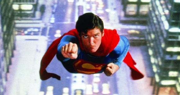 Christopher Reeve, Superman, 1978, Top 10 Superhero Films,