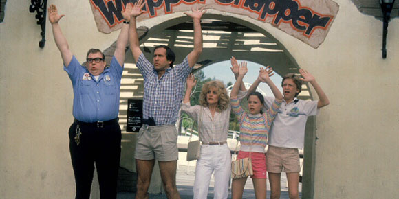 Clark W Griswold, Chevy Chase, National Lampoon's Vacation, 1980s Comedy Film Characters,