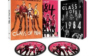 Class of 1984 - new 2019 Blu-ray UK