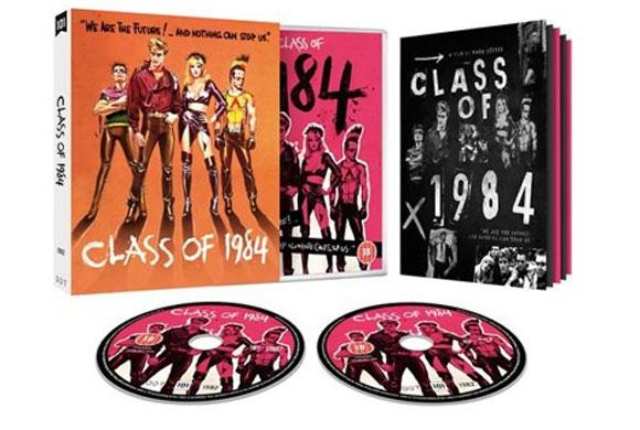 Class of 1984 - new 2019 Blu-ray UK