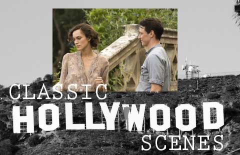 atonement, keira knightley, classic scenes, film, movies, cinema, hollywood