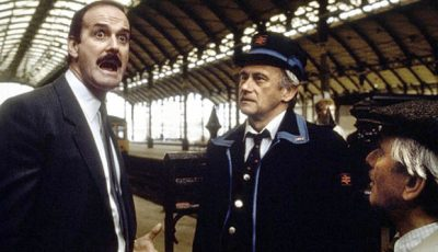Clockwise, Great British Comedy, John Cleese, 1980s,