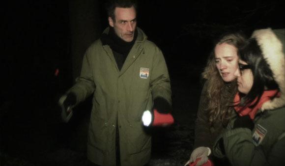 Cold Ground - found footage horror film