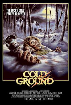 Cold Ground - found footage horror film - Gala Besson