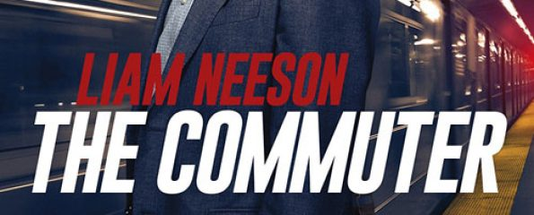 The Commuter - UK Blu-ray