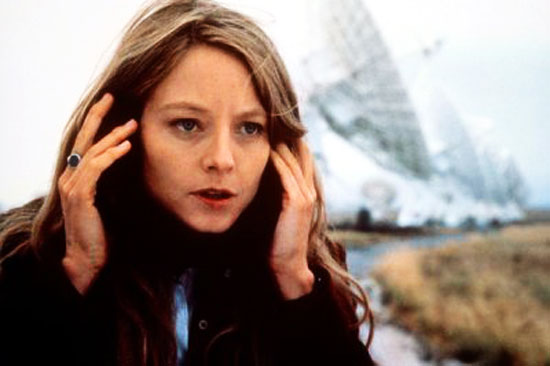 contact, jodie foster, robert zemeckis, science fiction 1990s,