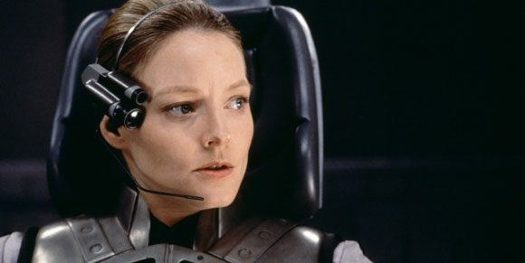 Contact, Robert Zemeckis, Jodie Foster,