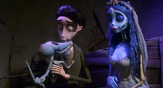 Corpse Bride, Film, Tim Burton
