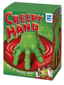 Creepy Hand, Family Games