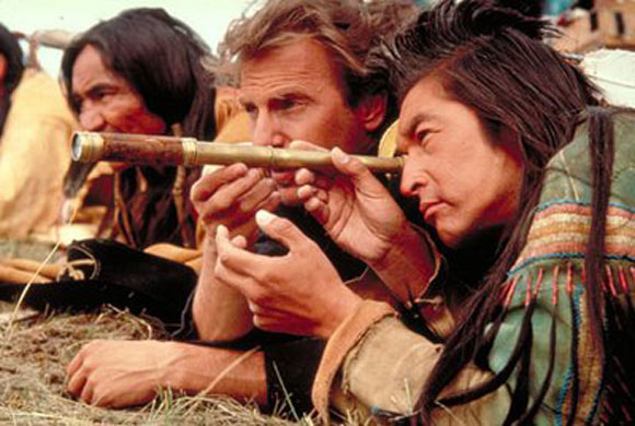 Dances with Wolves, Kevin Costner