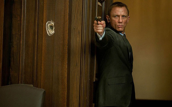 Daniel Craig, Skyfall, Top 10 James Bond Films,